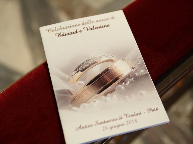 Il matrimonio di Edward e Valentina a Patti, Messina 19