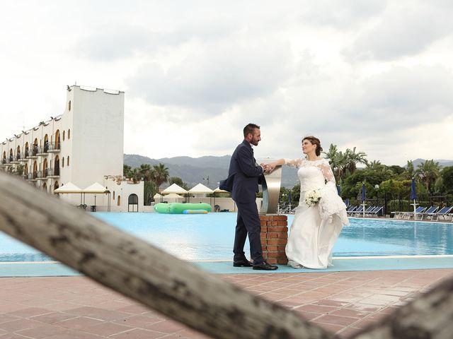 Le nozze di Valentina e Edward