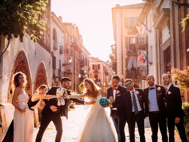 Il matrimonio di Stefano e Giulia a Cuneo, Cuneo 49