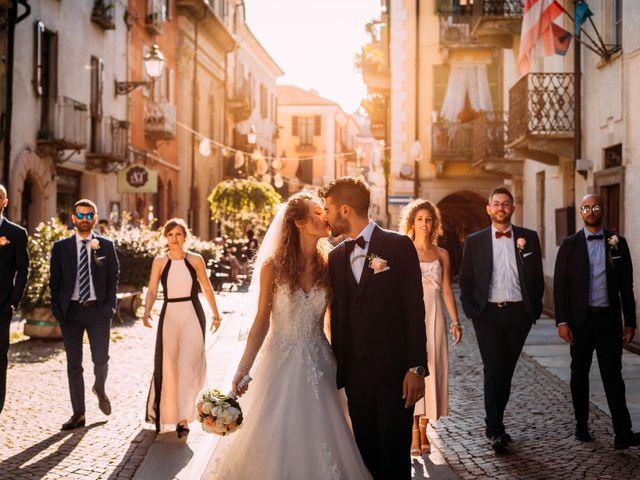 Il matrimonio di Stefano e Giulia a Cuneo, Cuneo 50