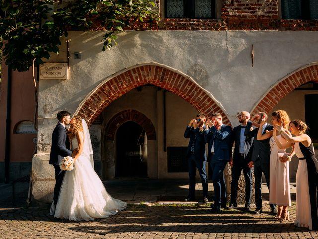 Il matrimonio di Stefano e Giulia a Cuneo, Cuneo 51