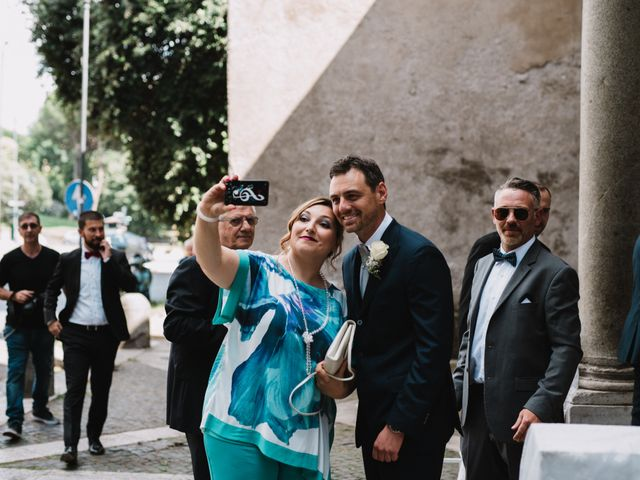Il matrimonio di Andrea e Francesca a Roma, Roma 10