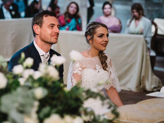 Il matrimonio di Andrea e Francesca a Roma, Roma 15