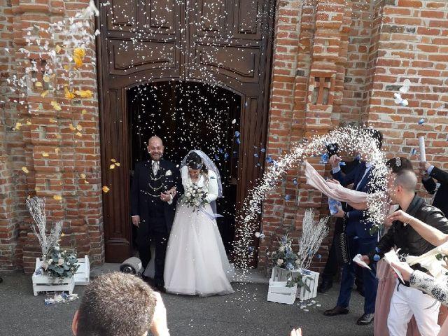 Il matrimonio di Davide e Elisa a Oviglio, Alessandria 1