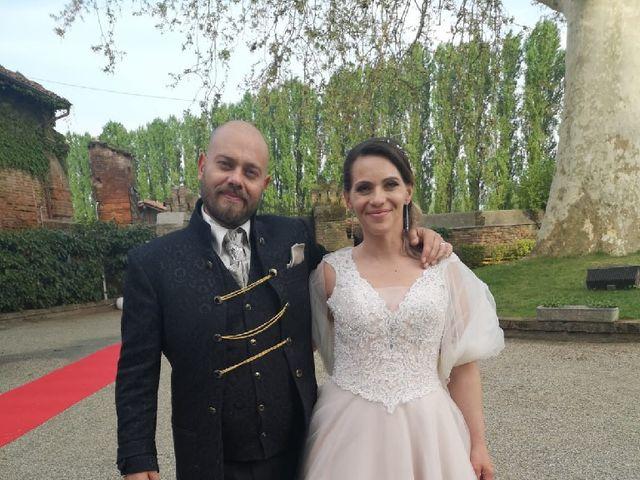 Il matrimonio di Davide e Elisa a Oviglio, Alessandria 9