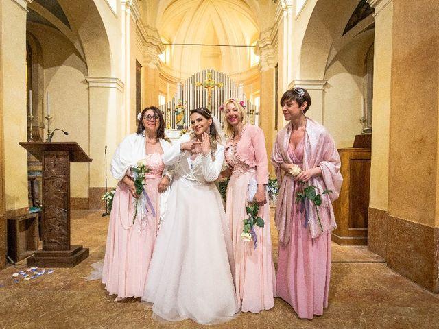 Il matrimonio di Davide e Elisa a Oviglio, Alessandria 2