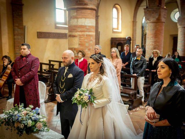 Il matrimonio di Davide e Elisa a Oviglio, Alessandria 11