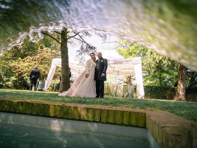 Il matrimonio di Davide e Elisa a Oviglio, Alessandria 14