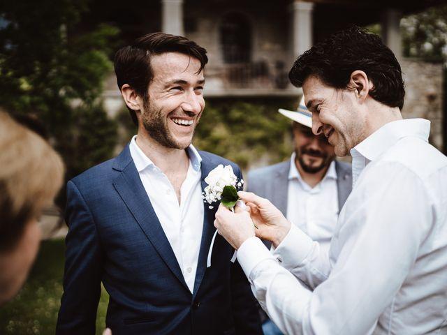 Il matrimonio di Henrik e Kristen a Poppi, Arezzo 7