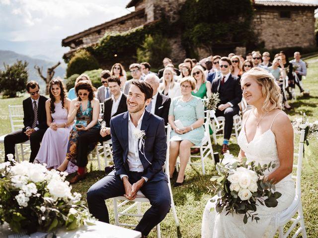 Il matrimonio di Henrik e Kristen a Poppi, Arezzo 11