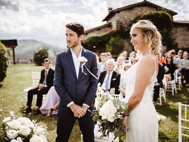 Il matrimonio di Henrik e Kristen a Poppi, Arezzo 13