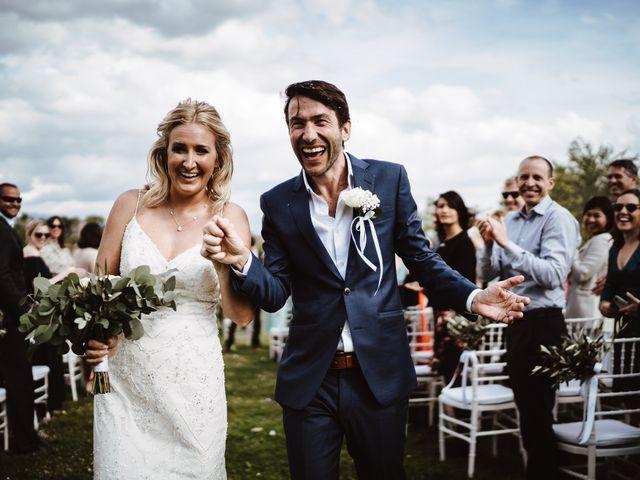 Il matrimonio di Henrik e Kristen a Poppi, Arezzo 17