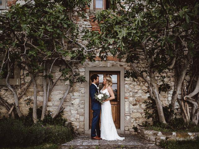 Il matrimonio di Henrik e Kristen a Poppi, Arezzo 18