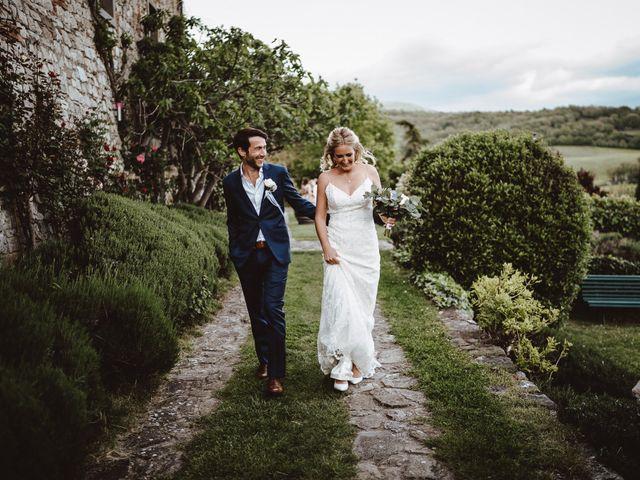 Il matrimonio di Henrik e Kristen a Poppi, Arezzo 20