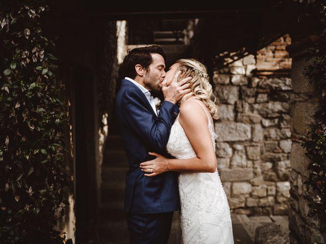 Il matrimonio di Henrik e Kristen a Poppi, Arezzo 21