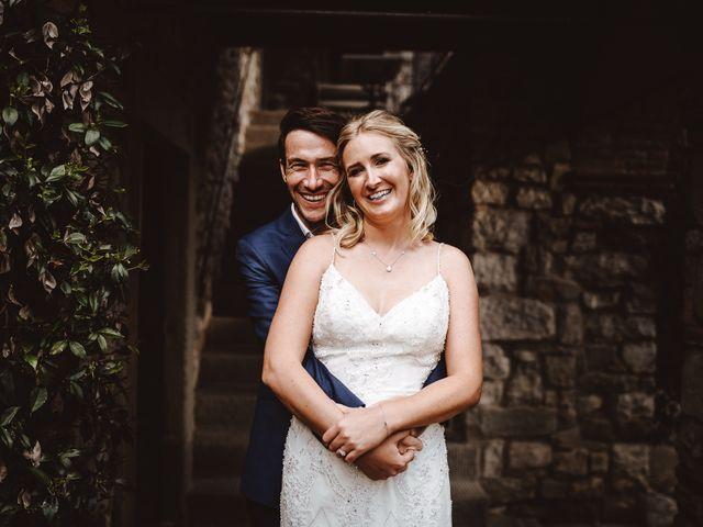 Il matrimonio di Henrik e Kristen a Poppi, Arezzo 23