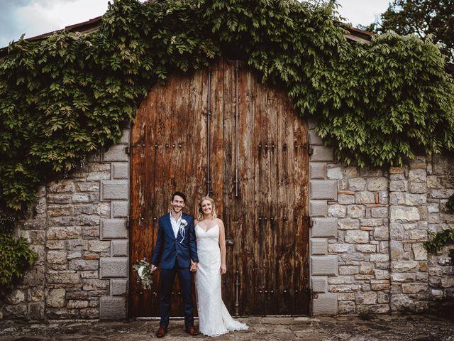 Il matrimonio di Henrik e Kristen a Poppi, Arezzo 24