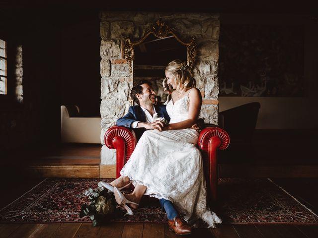 Il matrimonio di Henrik e Kristen a Poppi, Arezzo 25