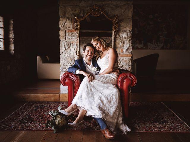 Le nozze di Kristen e Henrik