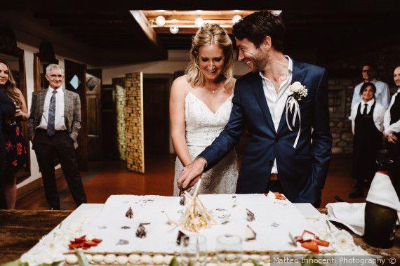 Il matrimonio di Henrik e Kristen a Poppi, Arezzo 36