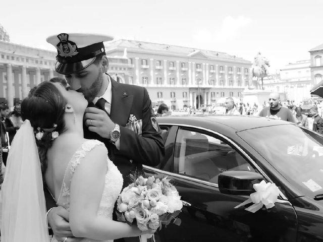 Il matrimonio di Giuseppe  e Simona a Napoli, Napoli 8
