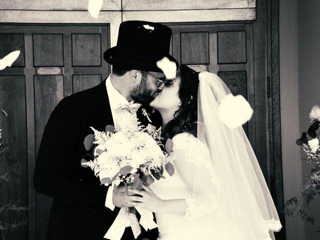Le nozze di Lara e Giacomo