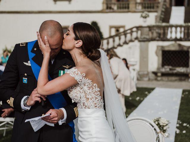 Il matrimonio di Daniele e Rossella a Firenze, Firenze 4