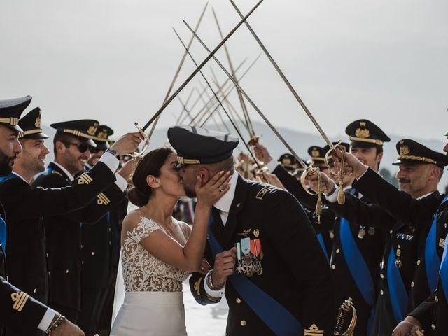 Il matrimonio di Daniele e Rossella a Firenze, Firenze 9