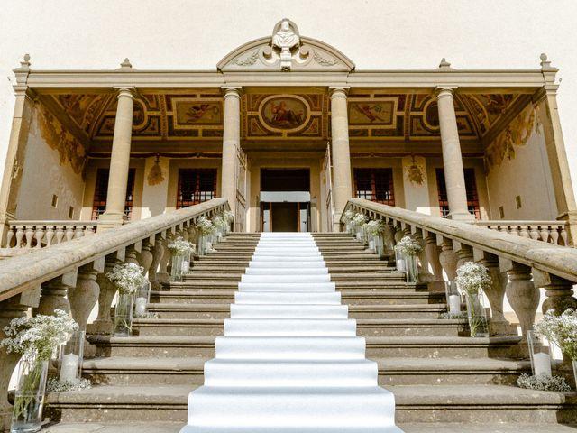 Il matrimonio di Daniele e Rossella a Firenze, Firenze 10