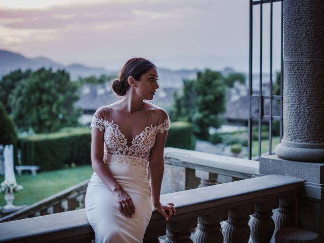 Il matrimonio di Daniele e Rossella a Firenze, Firenze 15