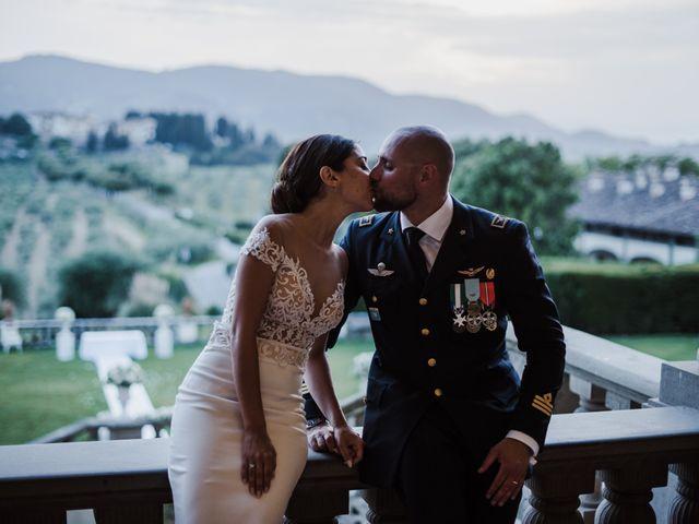 Il matrimonio di Daniele e Rossella a Firenze, Firenze 16