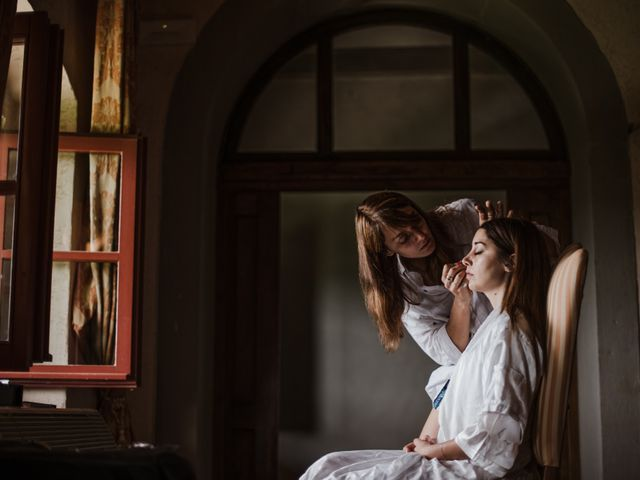 Il matrimonio di Daniele e Rossella a Firenze, Firenze 31