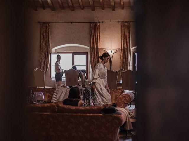Il matrimonio di Daniele e Rossella a Firenze, Firenze 43