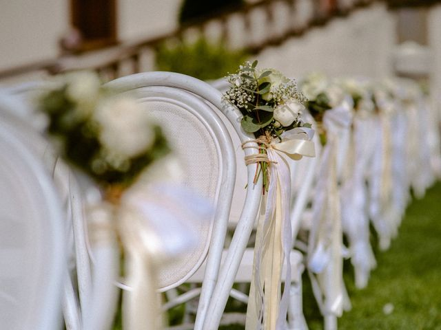 Il matrimonio di Daniele e Rossella a Firenze, Firenze 49