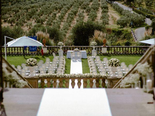 Il matrimonio di Daniele e Rossella a Firenze, Firenze 51