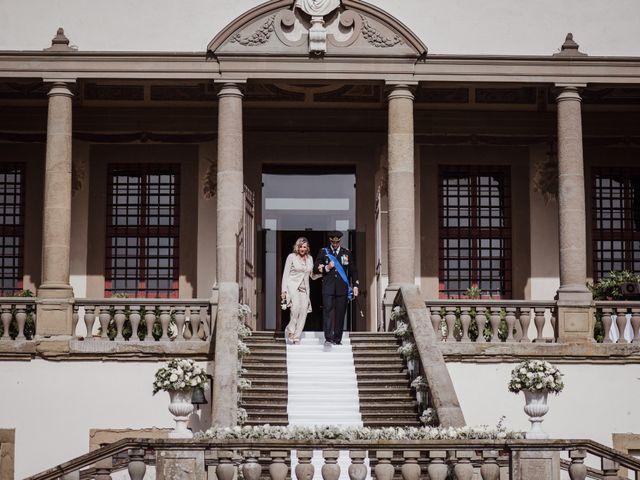 Il matrimonio di Daniele e Rossella a Firenze, Firenze 56