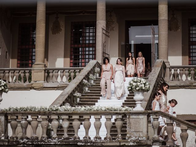 Il matrimonio di Daniele e Rossella a Firenze, Firenze 57