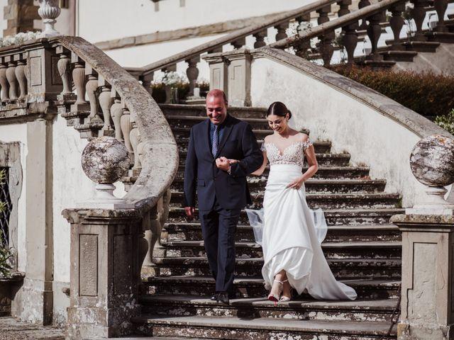 Il matrimonio di Daniele e Rossella a Firenze, Firenze 58