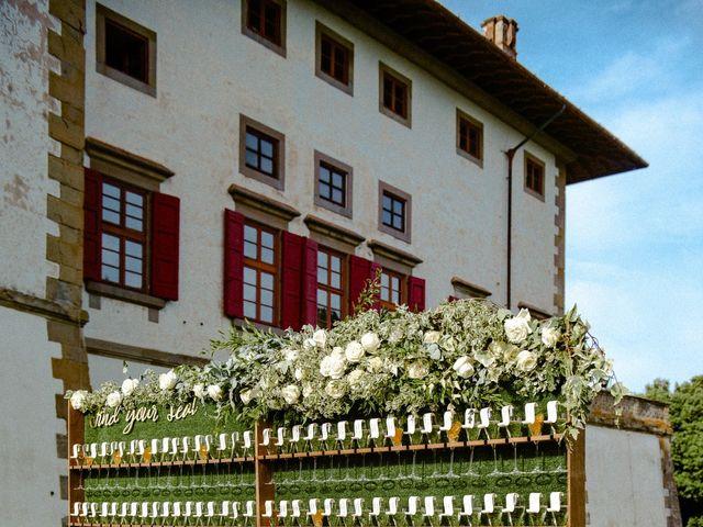 Il matrimonio di Daniele e Rossella a Firenze, Firenze 62