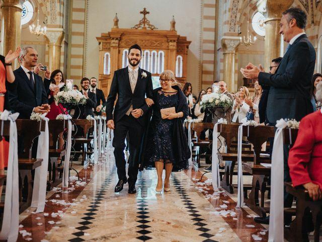 Il matrimonio di Gabriele e Alessandra a Crema, Cremona 8