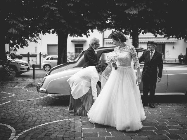 Il matrimonio di Gabriele e Alessandra a Crema, Cremona 9