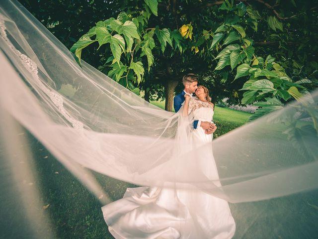 Le nozze di Elena e Alberto
