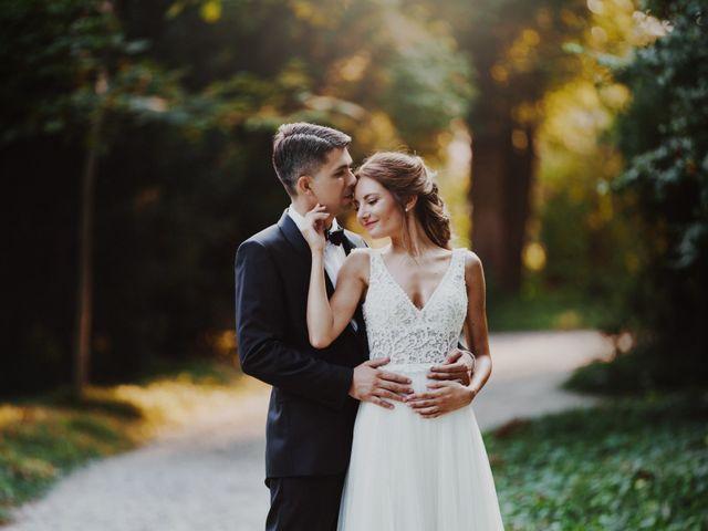 Le nozze di Patrizia e Damiano