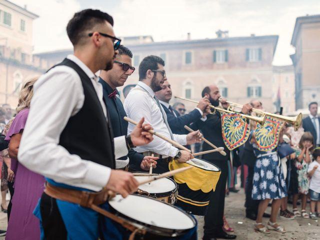 Il matrimonio di Marco e Valentina a Ascoli Piceno, Ascoli Piceno 39