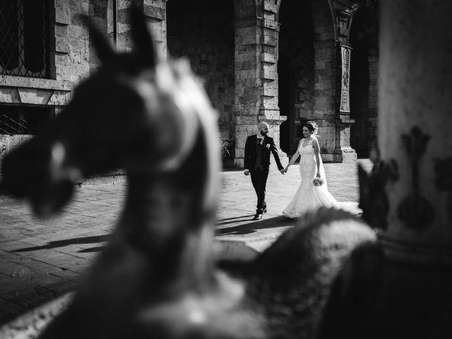 Il matrimonio di Marco e Valentina a Ascoli Piceno, Ascoli Piceno 43