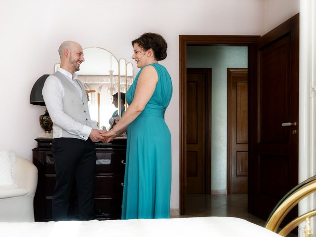Il matrimonio di Alessandro e Bianca a Solofra, Avellino 4