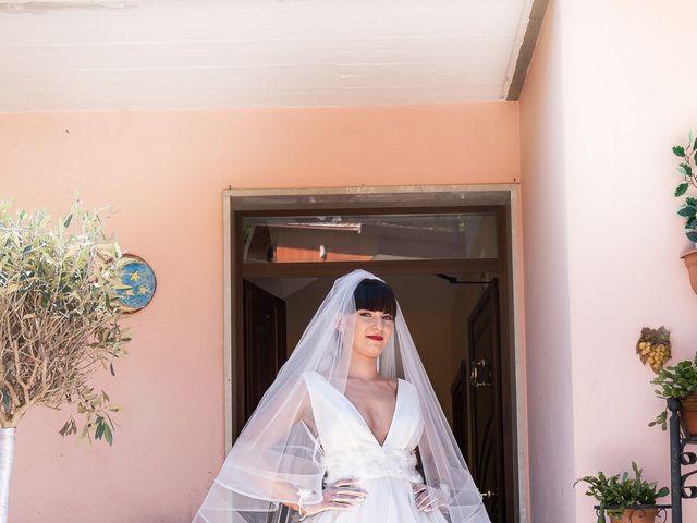 Il matrimonio di Alessandro e Bianca a Solofra, Avellino 20