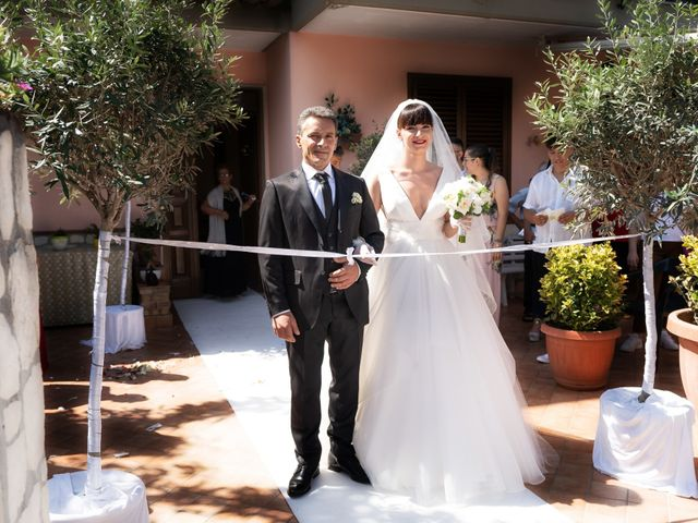 Il matrimonio di Alessandro e Bianca a Solofra, Avellino 21