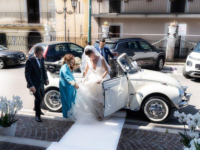 Il matrimonio di Alessandro e Bianca a Solofra, Avellino 24