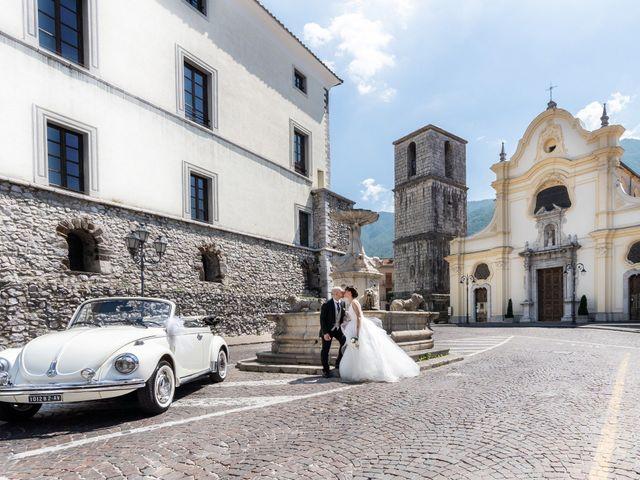 Il matrimonio di Alessandro e Bianca a Solofra, Avellino 32
